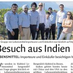 Trade Delegation to South Tyrol, Italy