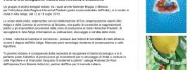 Indian Delegation visits Italy