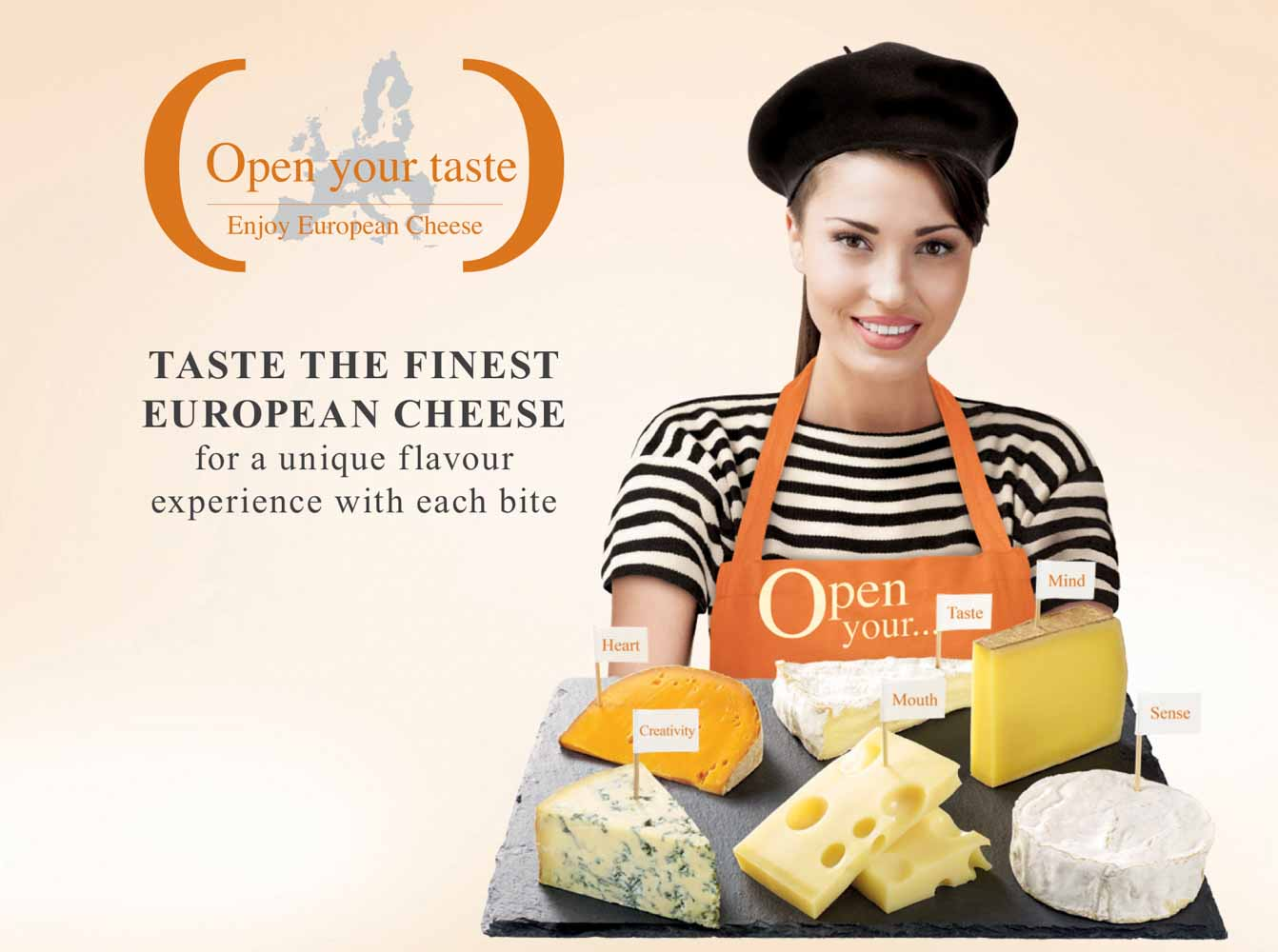 In-Store Cheese Tastings