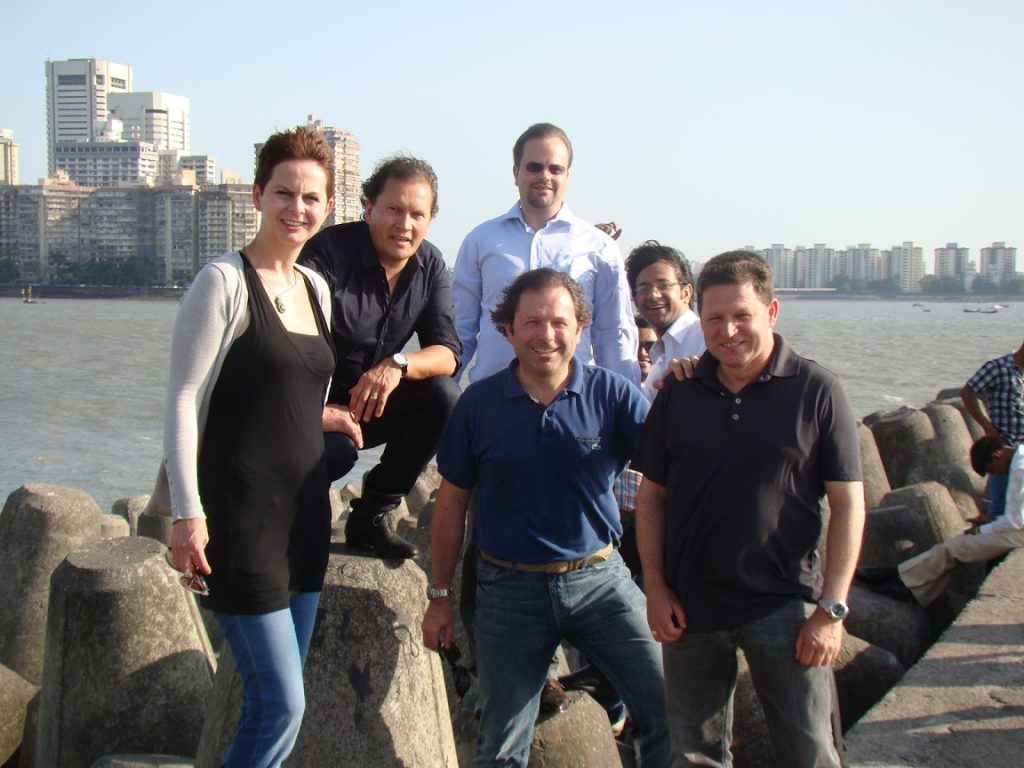 Trade Delegation from Italy visits Mumbai and the Infratech Fair for B2B Meetings