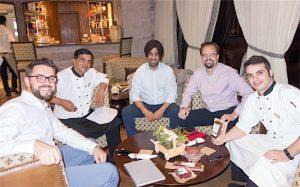 Pfitscher Eurobrands India at ITC